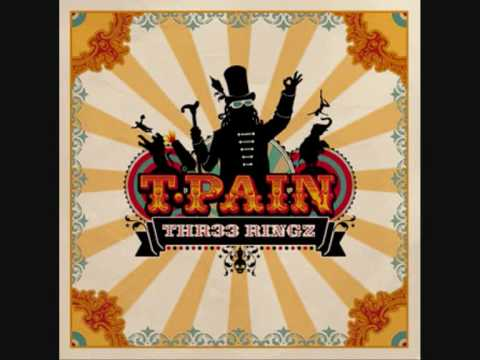 Imagem da capa da música Therapy de T-Pain