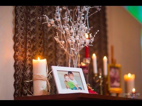 Рождественская постановка Краски Рождества (2014 01 07)