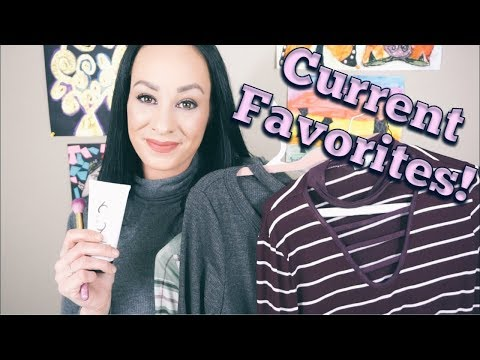 Currently favorites... clothing, make up, food and a Fashion Nova rant!