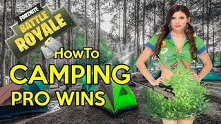 How To CAMP & WIN!!! Solo  -  FORTNITE  (True Story)