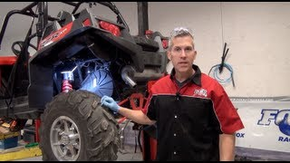 Changing a Polaris RZR 900XP belt, PowerModz!