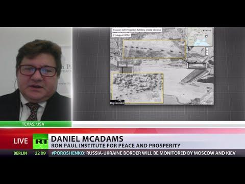 NATO sat-image credibility dubious: Ron Paul Inst for Peace & Prosperity Exec Dir