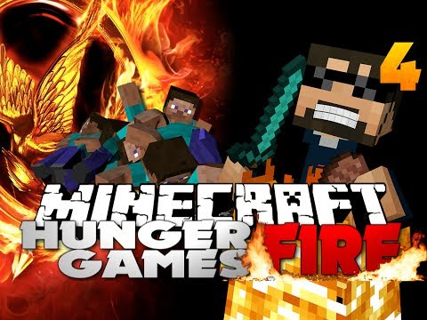 Minecraft Hunger Games Catching Fire 4 - THEY ALL FALL