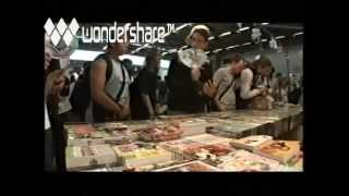 "COOL JAPAN (NHK talk-show) - Recorded at ""Japan Expo"" - Paris Villepinte - July 2006"
