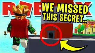 THE REAL *SECRET* WE ALL MISSED IN THE ROBLOX POWER SIMULATOR LIVE EVENT!! [NEW SUPERHERO]