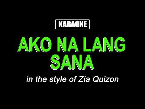 Zia Quizon - Ako Na Lang Ver 4