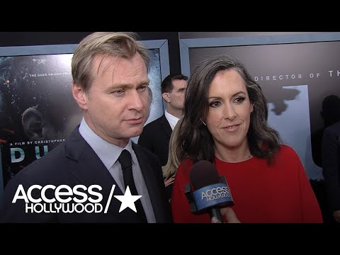 'Dunkirk': Christopher Nolan On How 'Saving Private Ryan' Shaped His Film | Access Hollywood