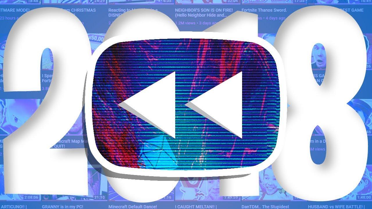 My YouTube REWIND 2018