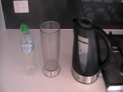science video - thermal expansion