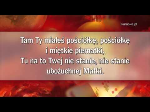 Kolęda - Oj Maluśki, Maluśki (karaoke)