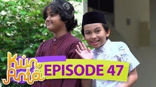 Download Lagu Ciehh Akrhirnya Haikal & Sobri Ikutan Main Film - Kun Anta Eps 47 Gratis STAFABAND
