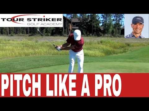 Tour Striker - Backspin - The Secret To The Spinning Pitch Shot