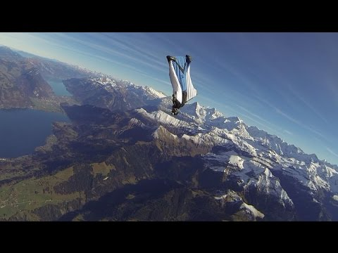 Wingsuit fun