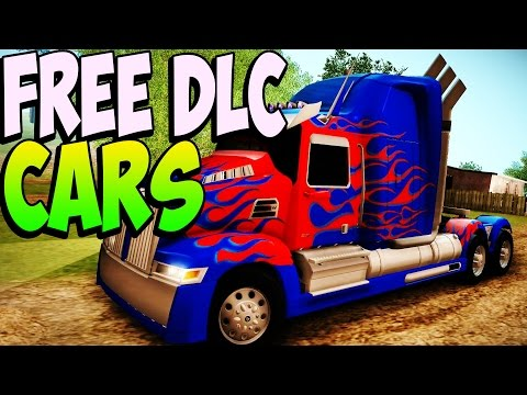 GTA 5 Online - FREE DLC CARS After Patch 1.17 - DLC Cars Free (GTA 5 1.17 Modded Job)