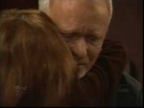 GH 02.06.03a - Luke and Bobbie discuss his loss of Laura Video