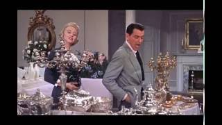"""Frank Sinatra and Celeste Holm - """"Who Wants To Be A Millionaire"""" from High Society (1956)"""