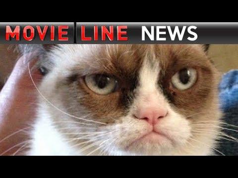 Grumpy Cat Movie First Look
