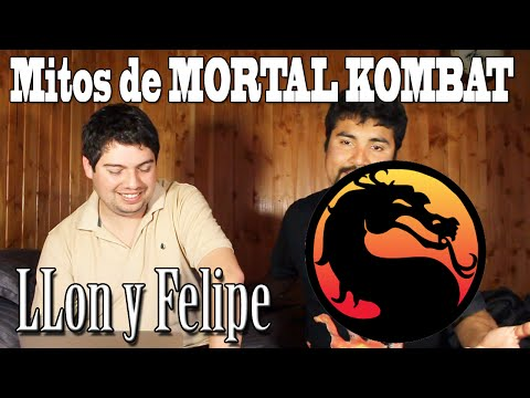 Llon Y Felipe - Mitos De Mortal Kombat video