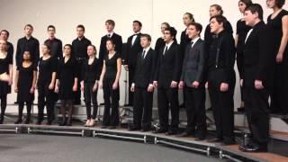The Ground - Ola Gjeilo by Renaissance High School Chamber Choir