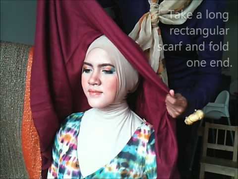 3 MakeUp & HijabTutorials by Wardah Cosmetics & SixteenR Scarves