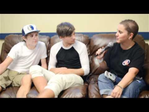 Niall & Louis interview - Hot 957 (Video)