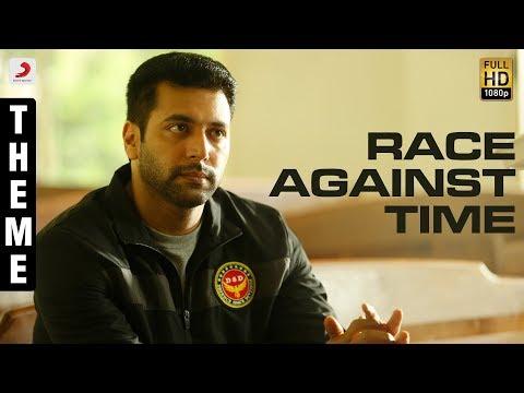 Tik Tik Tik Telugu - Race Against Time Theme | Jayam Ravi, Nivetha Pethuraj | D.Imman