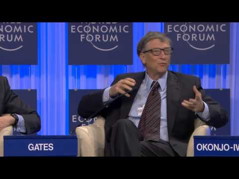 Davos 2014 - Changing the Climate for Growth and Development