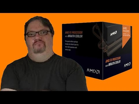 My Upcoming AMD PC Build Featuring The FX-8350/Wraith Cooler (Unboxing Video)