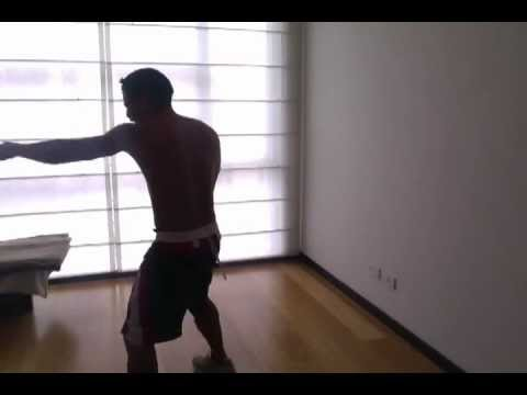 10 Min Boxing Workout, Motivation, Exercise, FAT BURN, Cardio Blast, Lose Weight Image 1