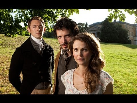Keri Russell & Austenland Co-Stars Talk Crazy Costumes, Austen Fan-Girling, & Filming While Pregnant