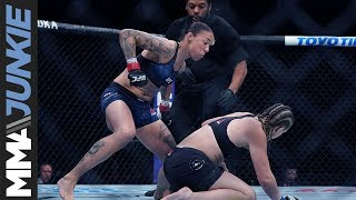 UFC on ESPN+ 13 matchmaker: Who's next for Germaine De Randamie after win over Aspen Ladd?