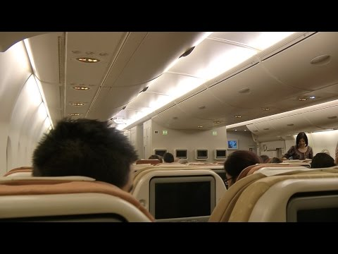 A380 Singapore Airlines SQ221: Singapore to Sydney