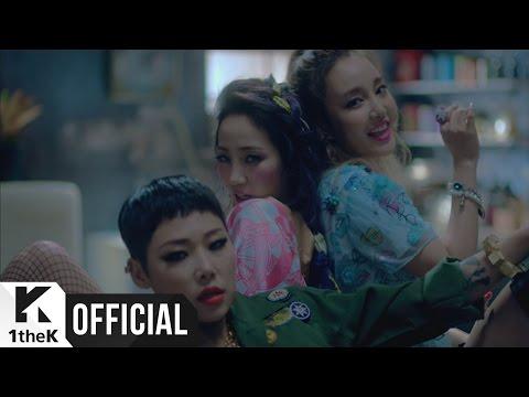 YOUNHA (윤하) Get It? (Feat. HA:TFELT, CHEETAH) music videos 2016
