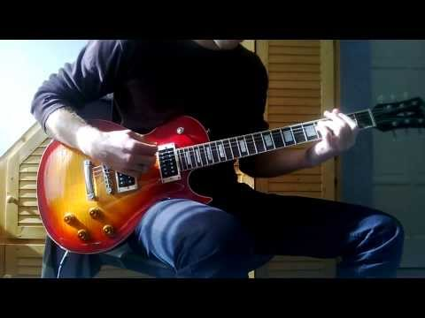 Kings Of Leon - Dont Matter (Guitar Cover)