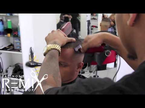 How to do a skin fade by Mark the barber