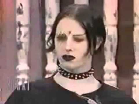 Dad Makes Fun Of His Son For Looking Like Marilyn Manson video