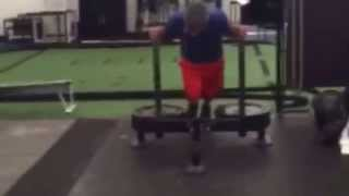 Crossfit Workout Trailer