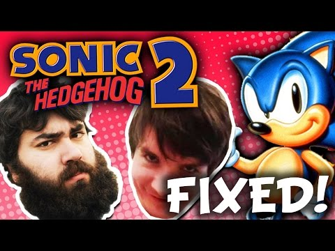 Misc Computer Games - Sonic The Hedgehog 2 - Ending