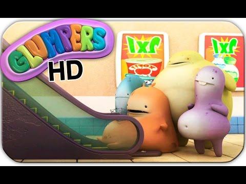Glumpers HD - ep.7 ESCALERAS. Dibujos comicos