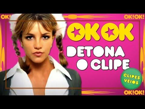 Baby Mais Uma Vez Com Britney Spears | Ok!ok! Detona O Clipe video
