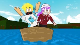 Build a Boat to Treasure in Roblox / Gamer Chad Plays
