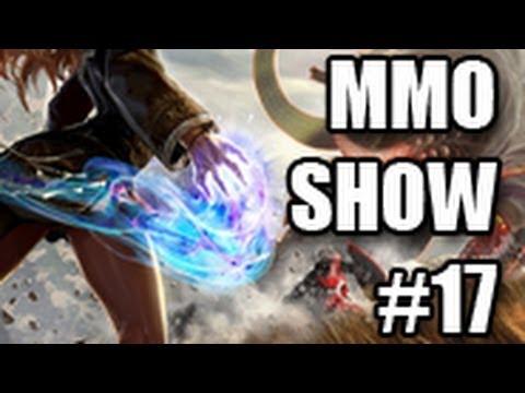 MMO Show #17 - Raiderz