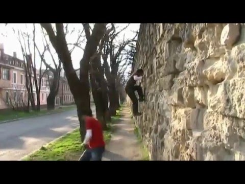 Nikolaev | Urban Climbing | Городской альпинизм | Николаев