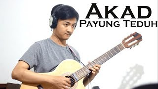 Download Lagu Payung Teduh - Akad (Fingerstyle Guitar Cover) Gratis STAFABAND