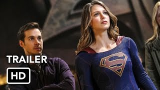 "Supergirl 2x09 Trailer ""Supergirl Lives"" (HD) Season 2 Episode 9 Trailer"