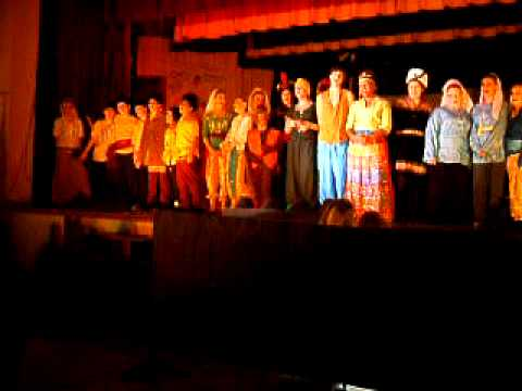 Andes Central School Presents Aladdin #7 December 2010