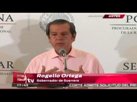 Reunión del Gabinete de Seguridad con autoridades del estado de Guerrero / Andrea Newman