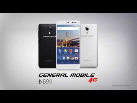 Android One - General Mobile 4G