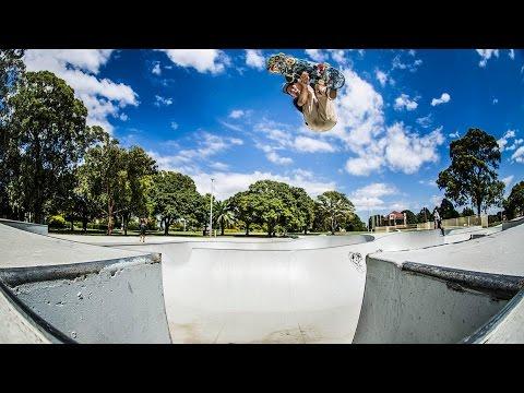 Session Sydney's Skate Terrain w/ Sorgente & Crew | Skate Escape