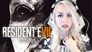 RESIDENT EVIL 7: BIOHAZARD | LIVE STREAM ► My First Horror Game Ever!◄ PART 2